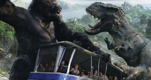 Universal Studios – King Kong Screen